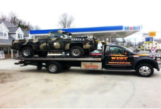 Choosing a Towing Service Company